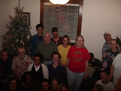 GCW Christmas Party 2009