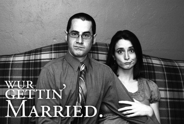 Patrick and Catherine