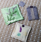 hand-made scented sachets