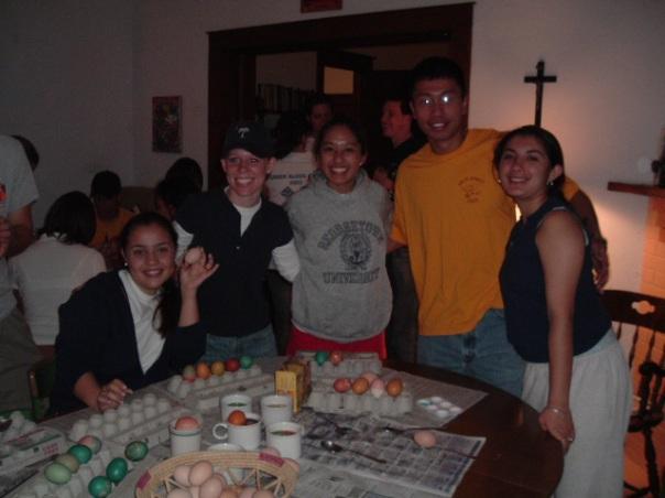 Easter Breakfast Brigade 2005